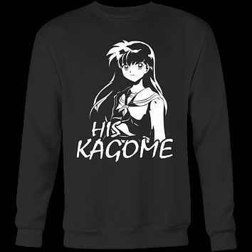 Couple Collection - His Kagome - Unisex Sweatshirt T Shirt - TL01167SW