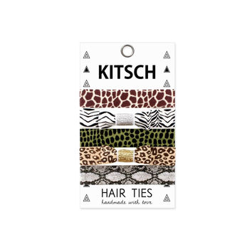 KITSCH - Wild Thing Hair Ties