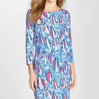 Women's Lilly Pulitzer 'Marlowe' Print Pima Cotton Shift Dress,
