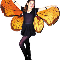 costume accessory: wings childs butterfly