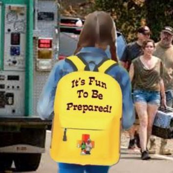 """""""It's Fun to be Prepared!"""" Of The Month Club"""