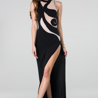 Gigi Hadid Inspired Split Dress