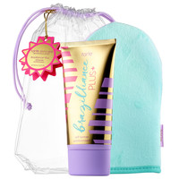 Sephora: tarte : Brazilliance™ PLUS+ Self-Tanner + Mitt : bronzer-self-tanner-bath-body
