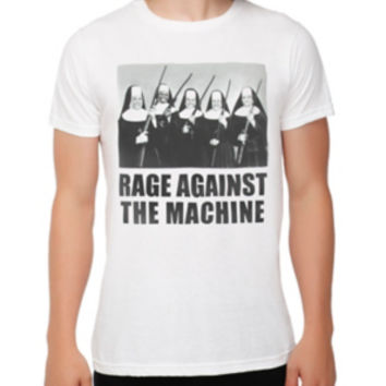 Rage Against The Machine Nuns With Guns T-Shirt