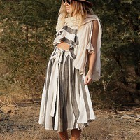 Free People Lily Stripe Set at Free People Clothing Boutique