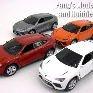 Lamborghini Urus 1/38 Scale Diecast Metal Model by Kinsmart
