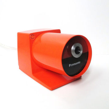 Panasonic Pana Point KP22A, Vintage Pencil Sharpener, Retro Office Supplies
