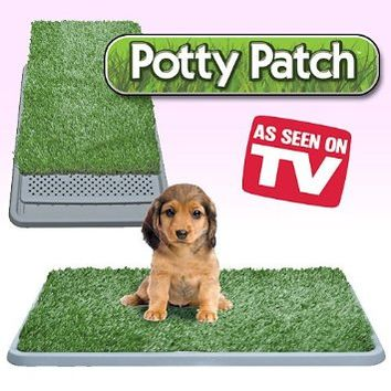 Potty Patch Small - For Pets Under 15 lbs