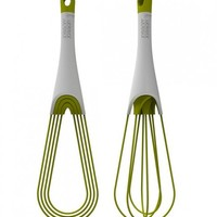 Flat Whisk Becomes Balloon Whisk At Turn Of A Knob | OhGizmo!