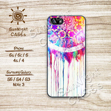 Dream Catcher, Indian, Feather, iPhone 5 case, iPhone 5C Case, iPhone 5S case, Phone case, iPhone 4 Case, iPhone 4S Case, 0493