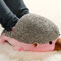 accessoryinlove — Hedgehog Baby USB Heating Shoes Warmer for Winter