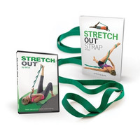 Stretch Out® Strap with Booklet and DVD Package