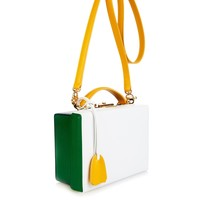 Grace small colour-block leather box bag | Mark Cross | MATCHESFASHION.COM UK