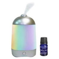 Spa Mist Aromatherapy Oil Diffuser (includes free Essential Oil)