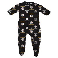 Pittsburgh Steelers Sleep & Play - Baby, Size: