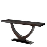 Wooden Console Table   Eichholtz Umberto