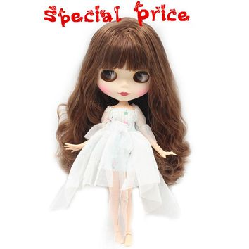Blyth ICY Nude Factory doll Suitable For Dress up by yourself DIY Change BJD Toy special price