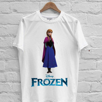 Frozen Anna T-shirt Men, Women Youth and Toddler