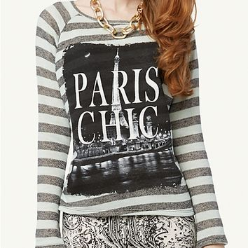 Paris Chic Sweatshirt | Sweatshirts & Hoodies | rue21