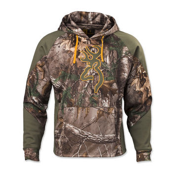 Wasatch Two-Tone II Hoodie Realtree Xtra, X-Large