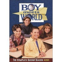 Boy Meets World: The Complete Second Season (3 Discs) (Dual-layered DVD)