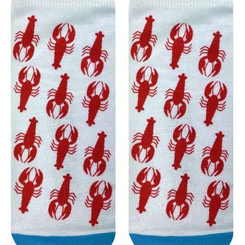Lobster Ankle Socks