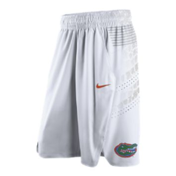 Nike Hyper Elite (Florida) Men's Basketball Shorts Size Small (White)