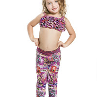 Agua Bendita Kids Leggings