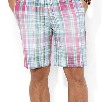 Polo Ralph Lauren Classic-Fit New Haven Madras Shorts