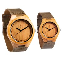Couples Wooden Watches // Boyd