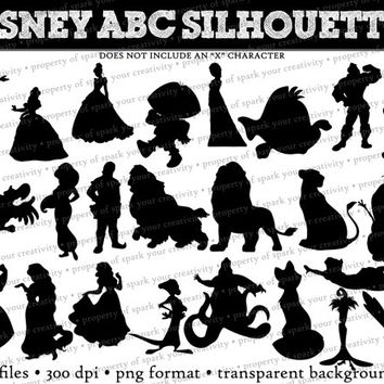 graphic about Disney Silhouette Printable identify Least difficult Disney Princess Silhouette Items upon Wanelo