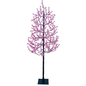 Led Cherry Blossom Tree - Pre-lit With 512 Led Lights