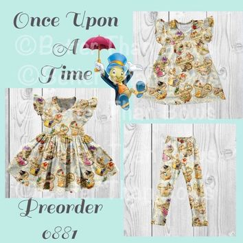 Once Upon A Time!! Preorder 0881* Closes 3/22 @ 8pm est!! ETA 6-8 Weeks!!