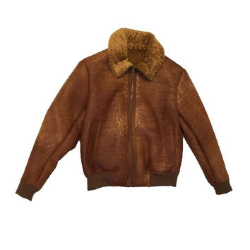 Jakewood - 5500 Mongolia Junclia Sheepskin Jacket