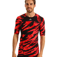 adidas techfit™ Compression Short-Sleeve Tee - Camo