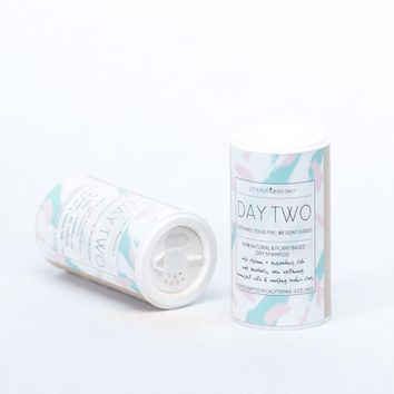All Natural Dry Shampoo