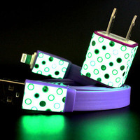 Lou Anne Castillo: 2-in-1 iPhone 5 Set Dot Purple, at 6% off!