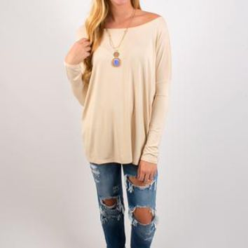 PIKO 1988 Long Sleeve - Beige