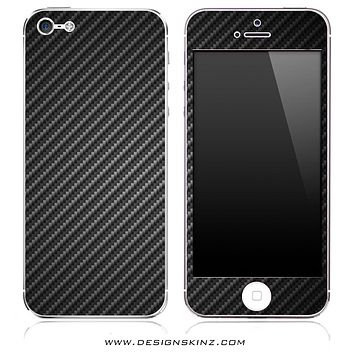 Carbon Fiber iPhone Skin