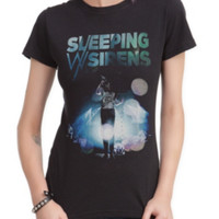 Sleeping With Sirens Kellin Screaming Girls T-Shirt