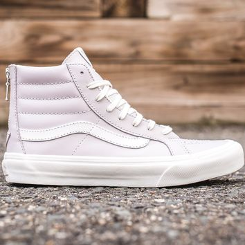 ESBON VANS WOMENS SK8-HI SLIM ZIP - WIND CHIME