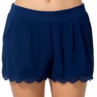 Sweet Scallop Short