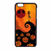 Jack Skellington Halloween iPhone 6 Case