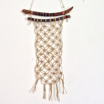 Wall decor,Bohemian wall decor,Macrame wall hanging,Hemp rope wall decor,home decor,Wall hanging,Wall decor,Boho wall decor,Decor