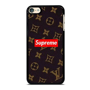 SUPREME BROWN iPod 4 5 6 Case