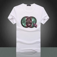 Cheap Gucci T shirts for men Gucci T Shirt 203055 23 GT203055