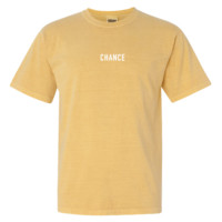 Chance 3 Tee (Yellow)