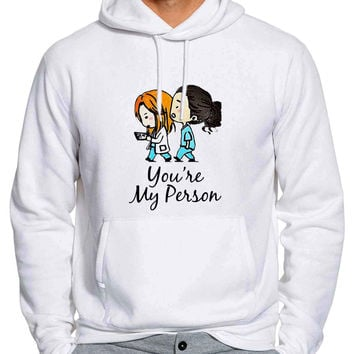 Grey S Anatomy - You Are My Person Hoodie / Unisex Hoodie