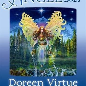 Angel Tarot Cards TCR CRDS