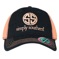 Simply Southern Hat Distressed Logo